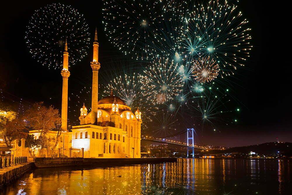 العادات التركية لاستقبال عيد الفطر تركيا الآن