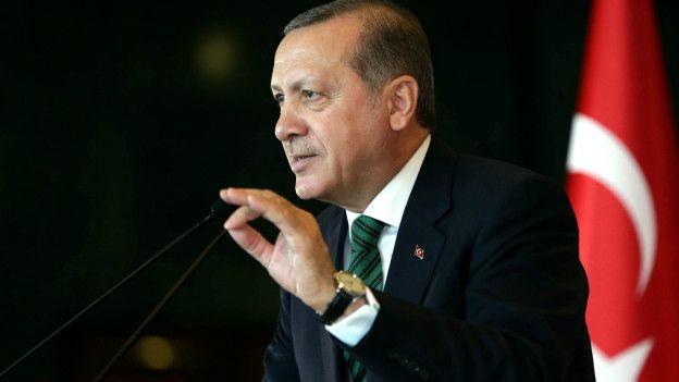 اردوغان يتوعد النظام السوري   تركيا الآن