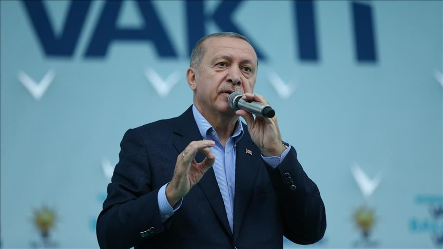 اردوغان يتحدث..  الكلمة الفصل في قبرص    تركيا الآن