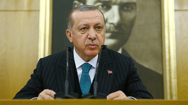 اردوغان: الاستعدادات بدأت لاستلام إس 400   تركيا الآن