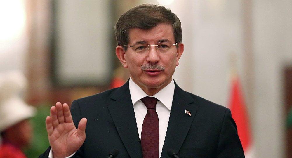 دواو اوغلو تركيا الان