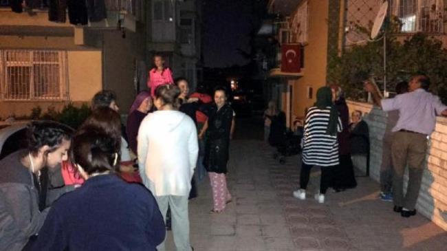 زلزال يضرب العاصمة أنقرة   تركيا الآن