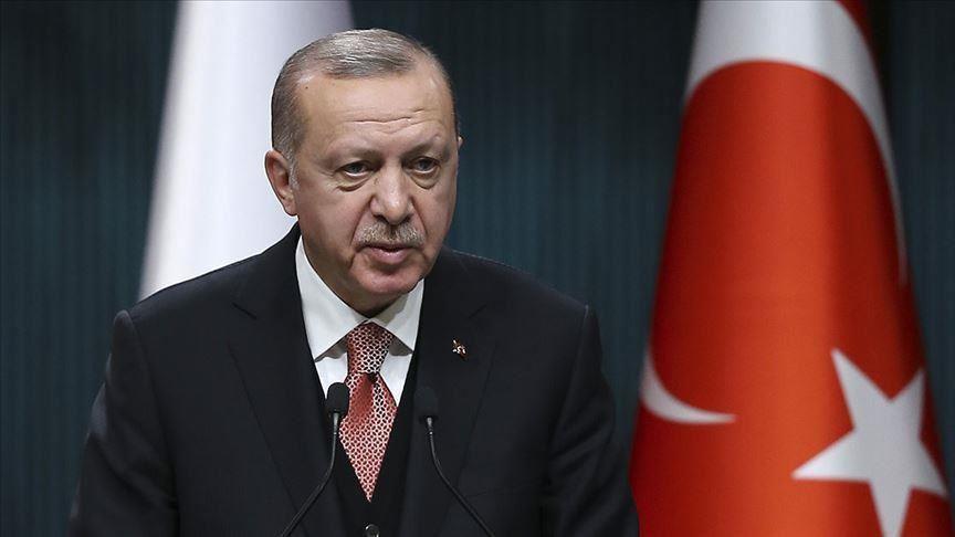 اردوغان يتحدث عن سبب استمرار المشكلة   تركيا الآن
