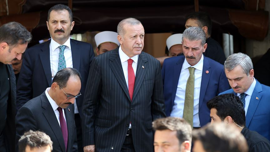 اردوغان يدلي بتصريحات هامة بعد الجمعة   تركيا الآن