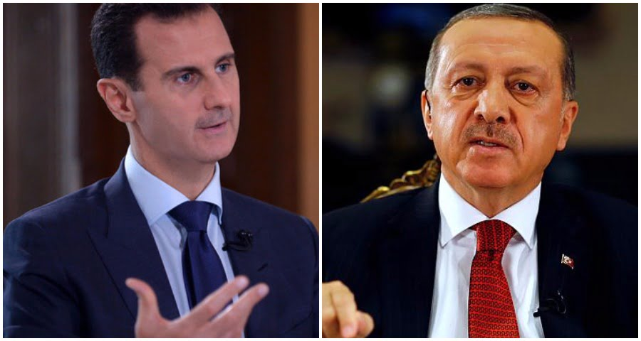 الاسد يوجه اهانة للرئيس اردوغان   تركيا الآن
