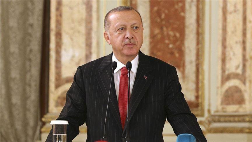رسالة من اردوغان الى عائلة الطفل السوري الشهيد   تركيا الآن