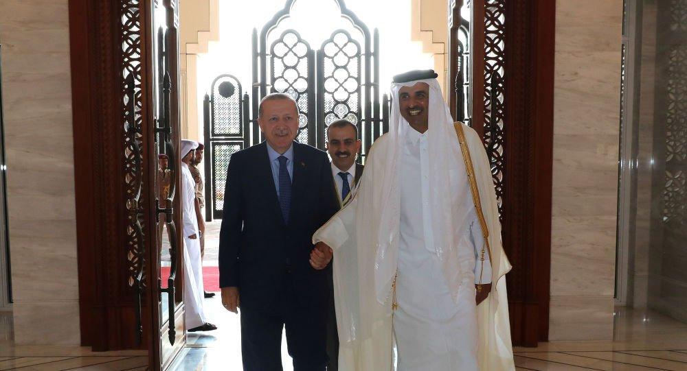 صحيفة: امير قطر عرض على اردوغان ترحيل الاخوان الى تركيا   تركيا الآن