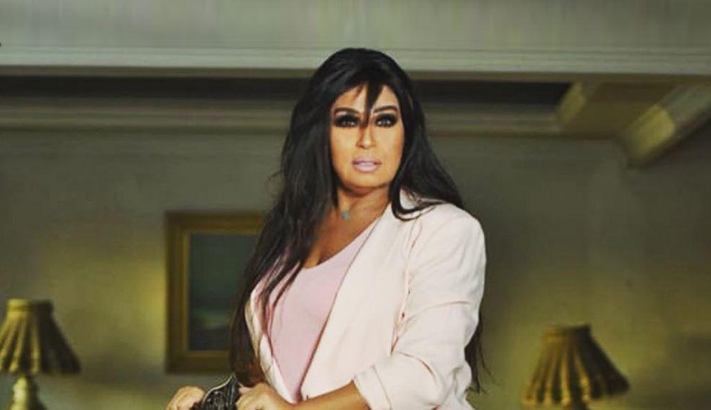 الفنانة والراقصة المصرية فيفي عبده