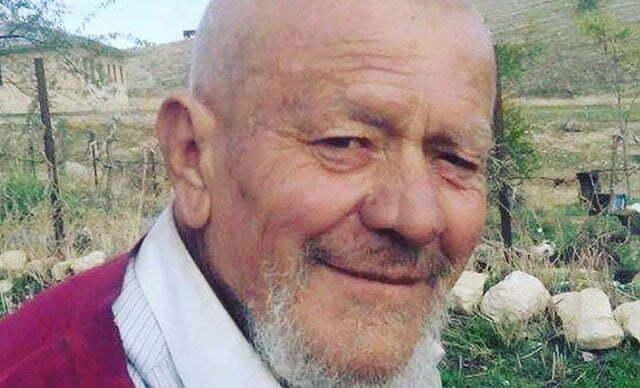 المواطن التركي يوسف أكويز (70 عامًا)