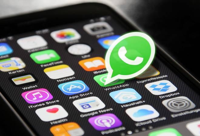شعار تطبيق واتساب الشهير والأكثر شعبية حول العالم