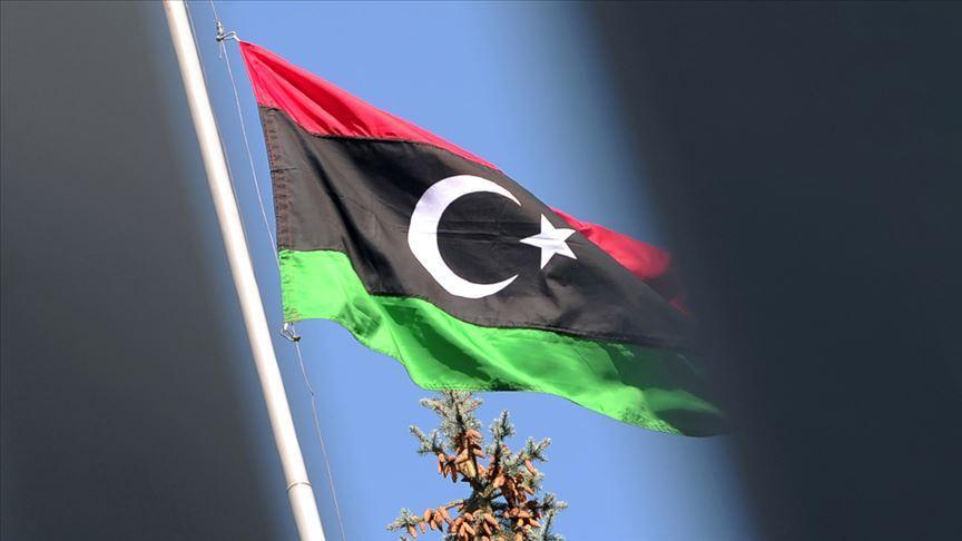 علم دولة ليبيا