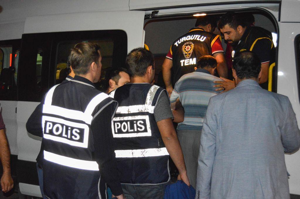 اعتقال ضباط جدد من الجيش التركي بتهمة الانضمام لتنظيم غولن