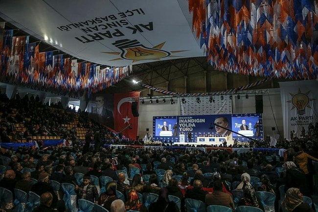 اردوغان: سنجري تعديلات جوهرية على حزب العدالة والتنمية   تركيا الآن