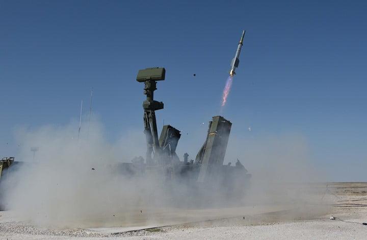 """منظومة الصواريخ """"حصار- إيه"""""""