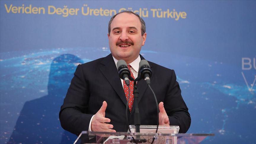 وزير الصناعة والتكنولوجيا التركي مصطفى ورانك