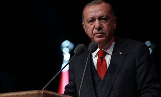 اردوغان: الانقلابيون شكلوا امارات سرية وشعبنا لن يسامح المحرّضين على الانقلاب - تركيا الآن