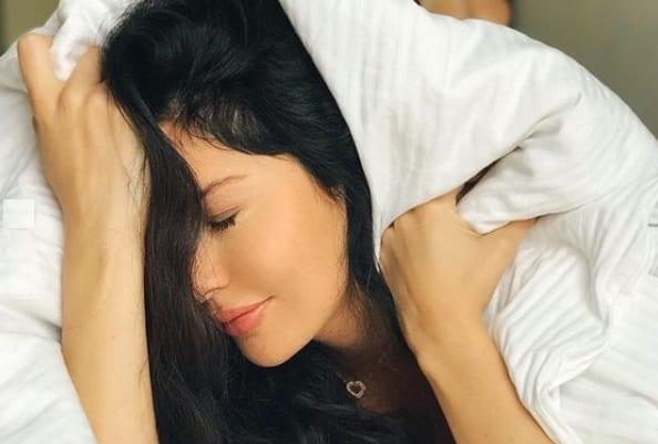 ممثلة لبنانية شهيرة لاميتا-فرنجية
