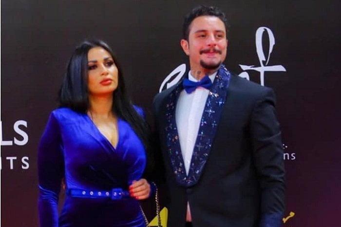 زوجة أحمد الفيشاوي