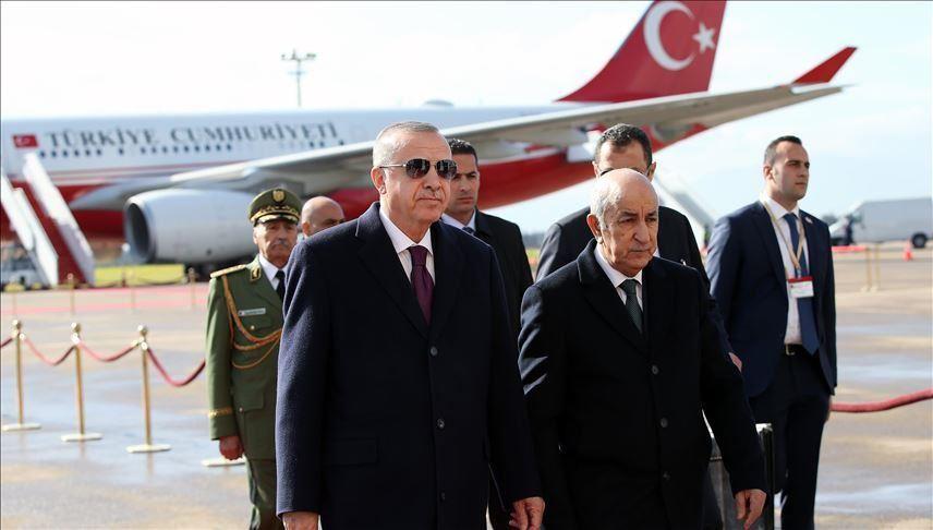 اتصال مهم بين الرئيس اردوغان ونظيره الجزائري.. هذه تفاصيله - تركيا الآن