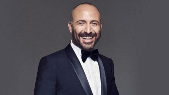 الممثل التركي خالد أرغنتش