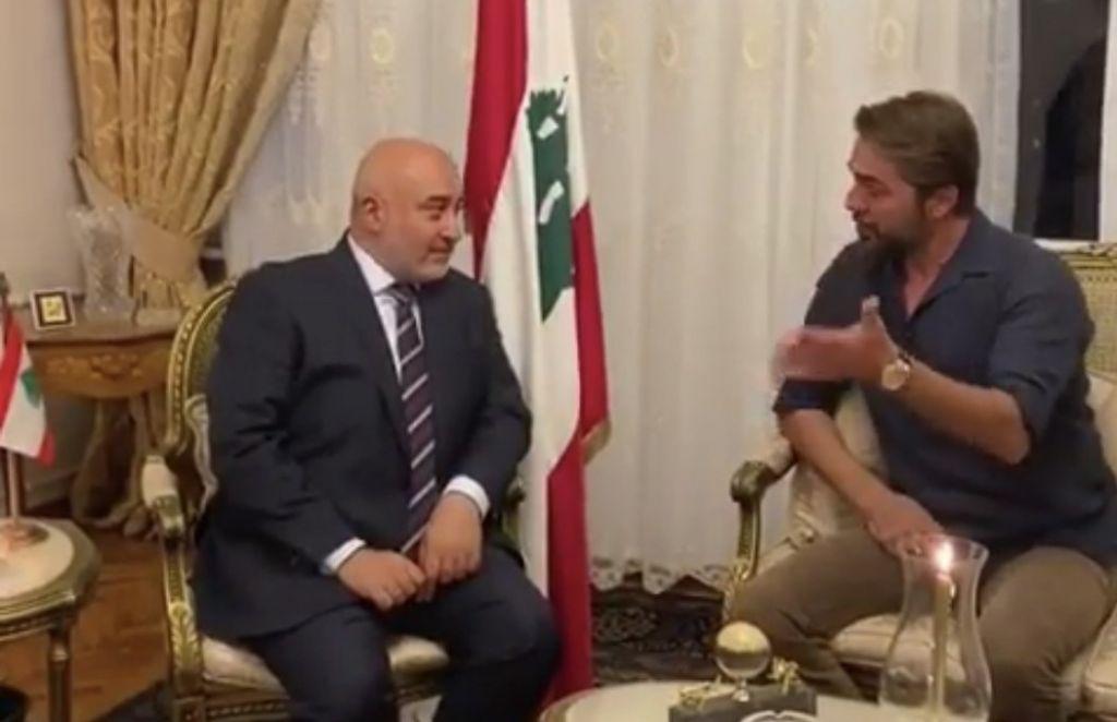 القنصل اللبناني العام