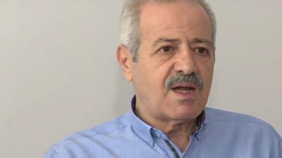 رائد الفضاء السوري محمد فارس