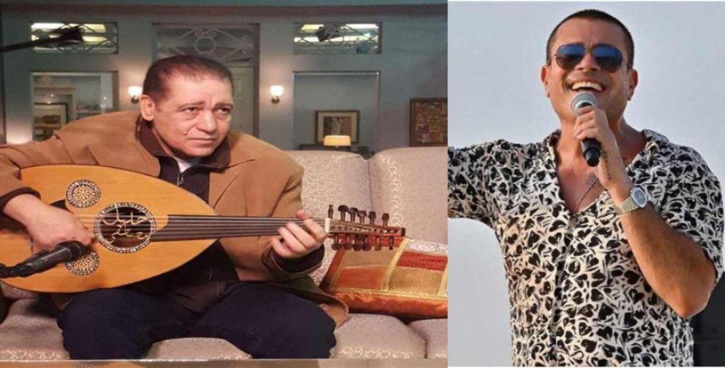 خليل مصطفى..ملحن أغاني الفنان عمرو دياب يفارق الحياة