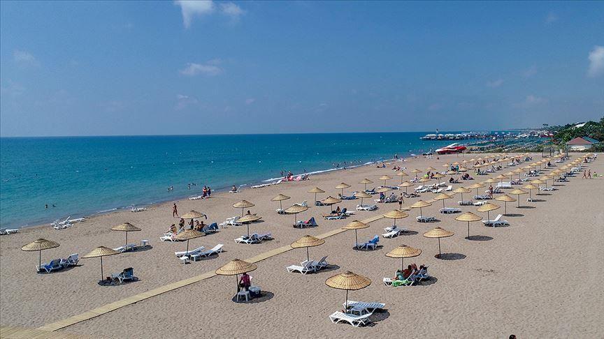السياح الأجانب في ولاية أنطاليا،