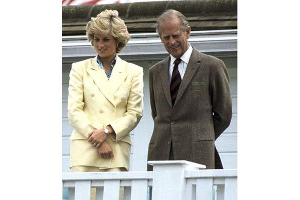 لماذا كانت تكره الأميرة ديانا حماها الأمير فيليب؟