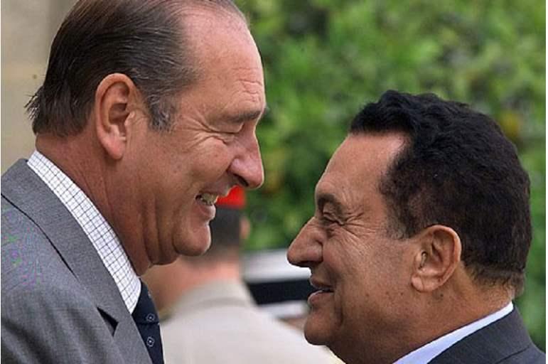 """فضيحة.. """" حسني مبارك """" طلب """"تفويت"""" مباراة مصر أمام فرنسا بمونديال اليد"""