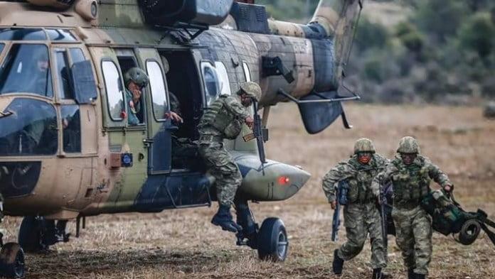 الكوماندوز التركي ينفذ عملية جديدة شمال سوريا