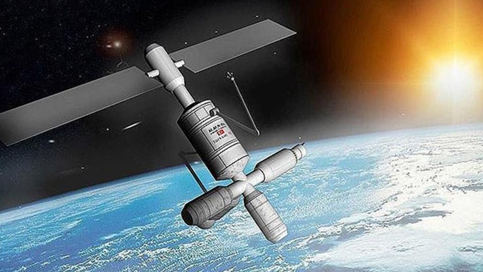 """استعدادات تركية لإطلاق القمر الصناعي """"تركسات 5A"""""""