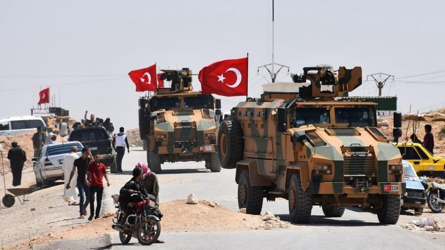 القوات التركية تنشئ نقطة عسكرية في منطقة استراتيجية بريف إدلب