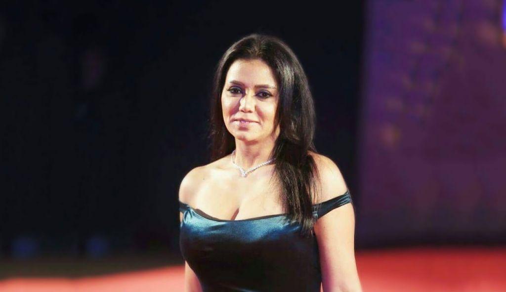 الفنانة المصرية رانيا
