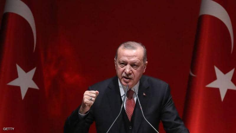 """""""مرتع لقضايا مشينة"""".. أردوغان يشن هجومًا لاذعًا على ثاني أكبر حزب في تركيا"""
