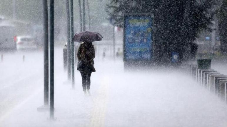 الأرصاد الجوية تطلق تحذيرات لهذه الولايات التركية