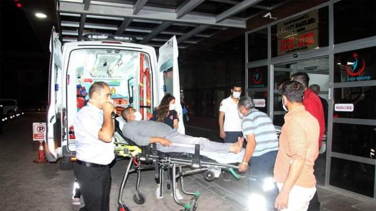 إصابات خلال شجار عنيف جنوبي تركيا