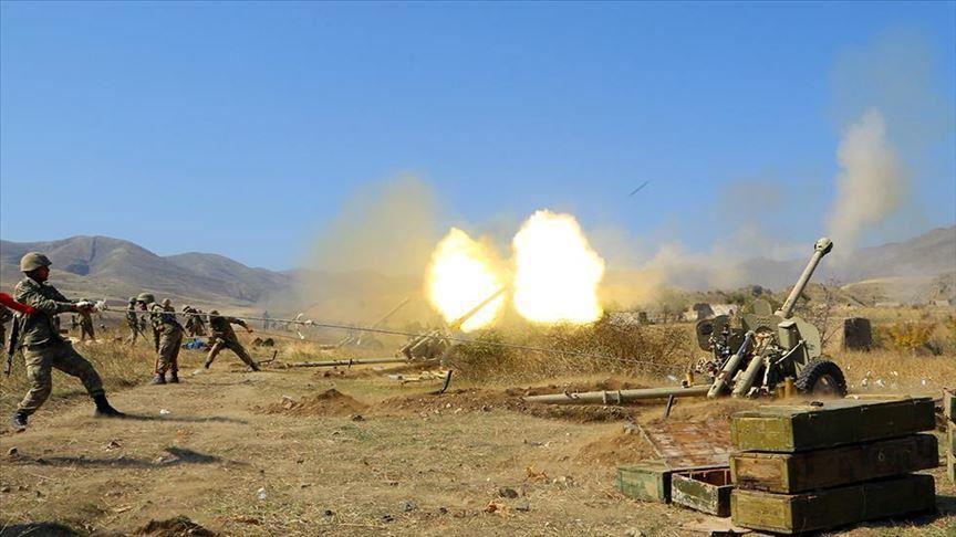 تطورات المعارك.. الجيش الأذربيجاني يبيد كتيبة كاملة من القوات الأرمينية
