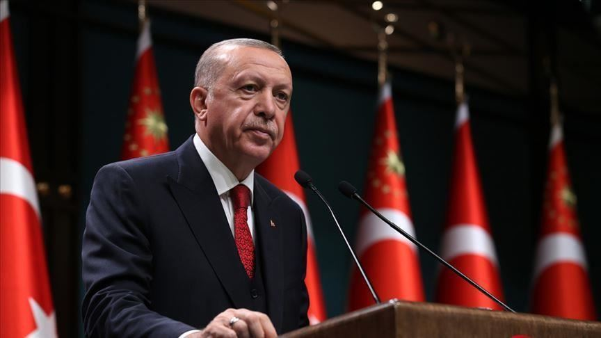 الرئيس أردوغان: سنجعل بلادنا ضمن أقوى اقتصادات العالم