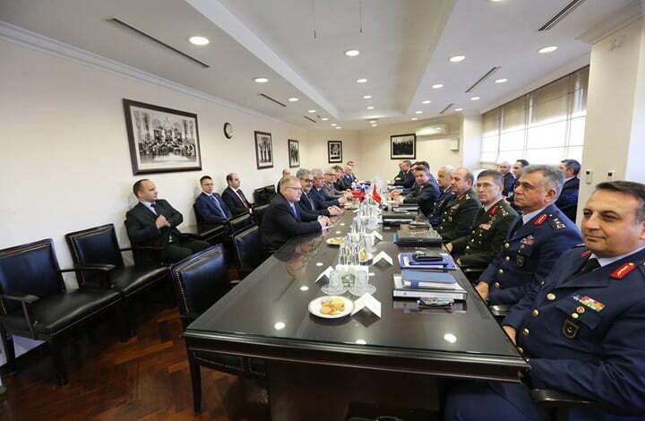 أنقرة تحتضن مفاوضات روسية تركية رفيعة المستوى جديدة بشأن سوريا