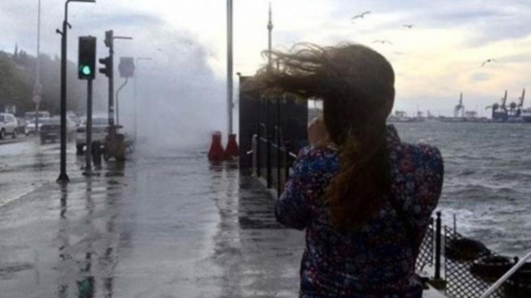 عواصف وأمطار شديدة طول اليوم في هذه المناطق من تركيا