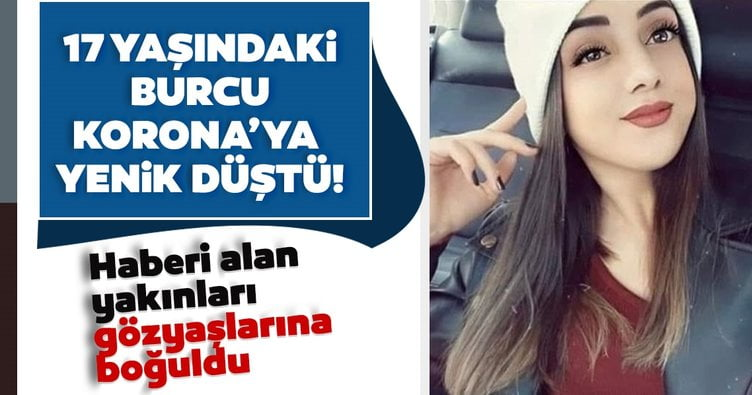 فيـروس كورونا لا يفرق بين صغير وكبير في تركيا.. خطف روح هذه الفتاة