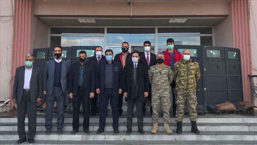 اجتماع مهم بين تركيا وإيران بخصوص الإجراءات الجديدة على الحدود