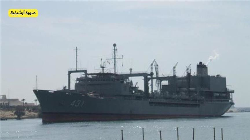 سفينة جزائرية ضخمة محملة بالغاز تصل الى الموانئ التركية