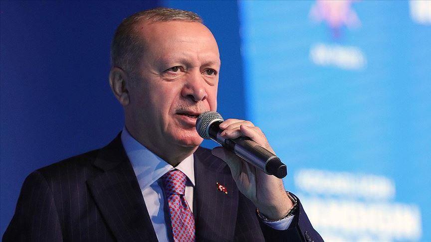 الرئيس أردوغان يدلي بتصريحات جديدة ومهمة