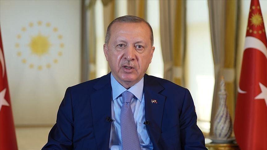 الرئيس أردوغان ينعى كبير المفاوضين الفلسطينيين