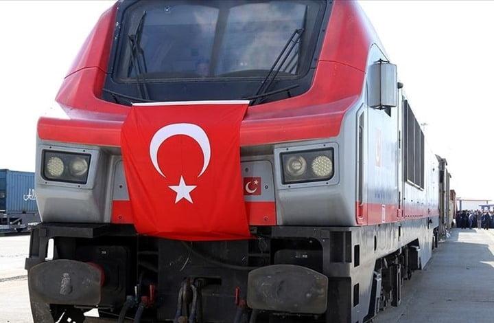 قطار التصدير التركي الثالث