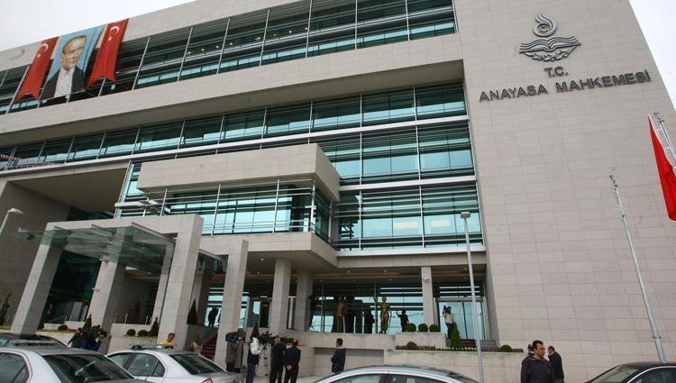 مقر المحكمة الدستورية في تركيا