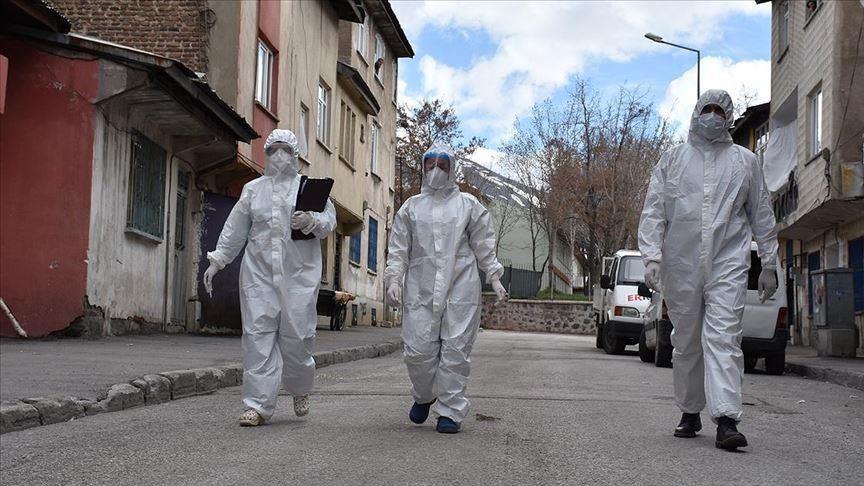 حصيلة المتعافين من فيروس كورونا