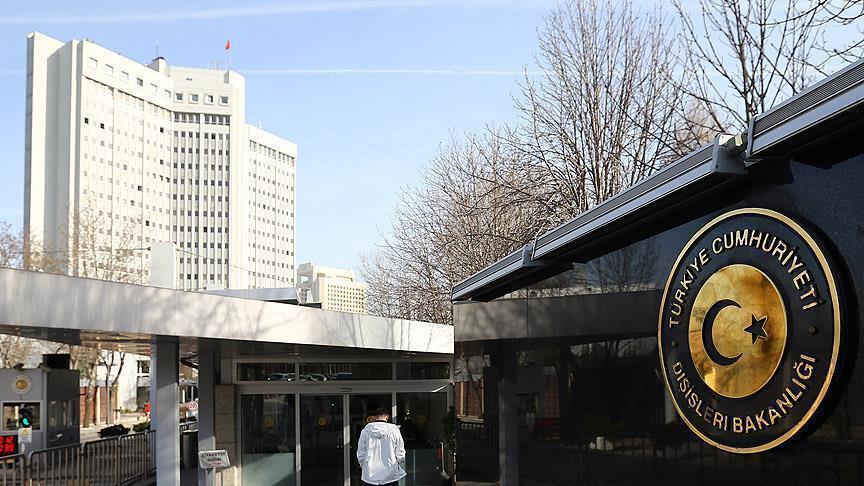 افتتاح سفارات تركيا